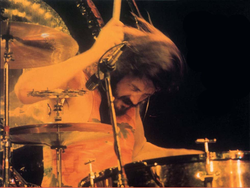Tributes Paid To John Bonham of Led Zeppelin
