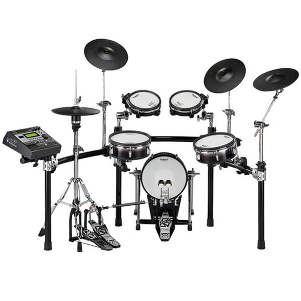 New Roland TD-12KX V-Drums kit