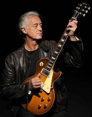 Jimmy Page prepares new solo work