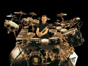 Neil Peart - Drummer of the Year