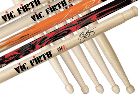 How Vic Firth Drumsticks are made