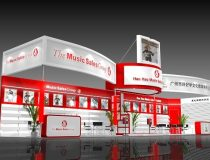 Music Sales Exhibition Stand