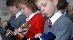 The parents guide to purchasing your childs first instrument: the ukulele