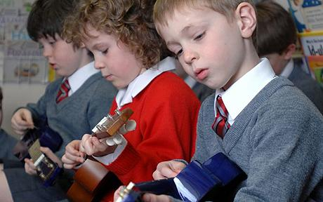The parent's guide to purchasing your child's first instrument: the ukulele