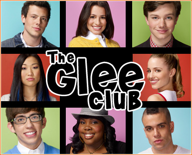 Glee surpasses Beatles record