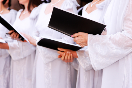 Choirs preparing for festival celebrations