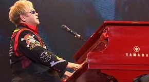 Elton John donates his piano to BBC Radio 2