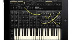 Korg introduces iMS-20 app for iPAD