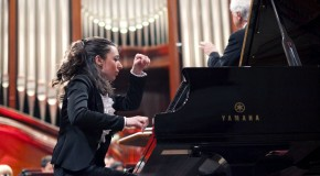 Yamaha CFX Triumphs at 16th international Chopin competition