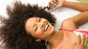 Listening to music gives you a 'natural high'