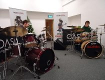 Drum Clinic Picture 1