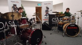 Calling All Drummers! London Zigaban Drum School At Musicroom Portsmouth