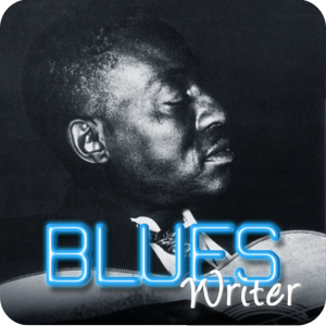 Blues Writer App