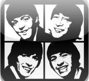 The Beatles: Little Black Songbook for iPhone
