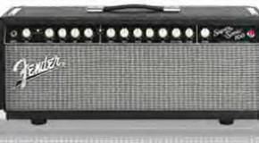 Fender unveils new Super-Sonic amps
