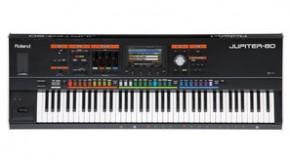 Roland Jupiter-80 synth unveiled