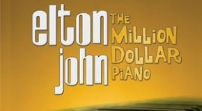 Yamaha completes Elton John's million dollar piano