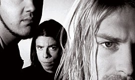 Nirvana's Nevermind enters UK album chart