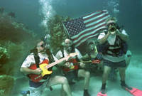 Florida hosts underwater music festival