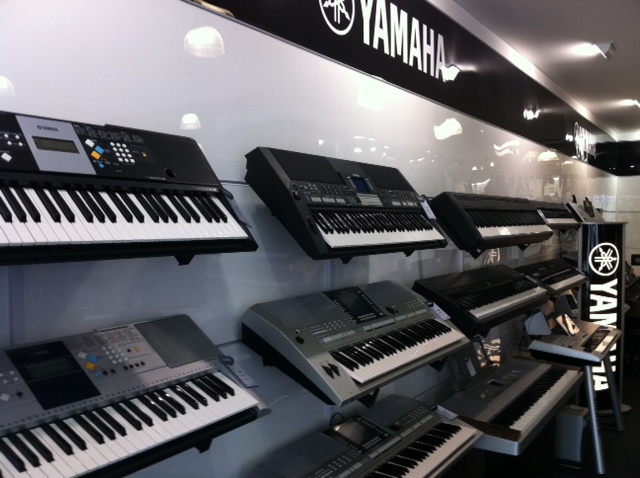 YAMAHA at MUSICROOM PORTSMOUTH