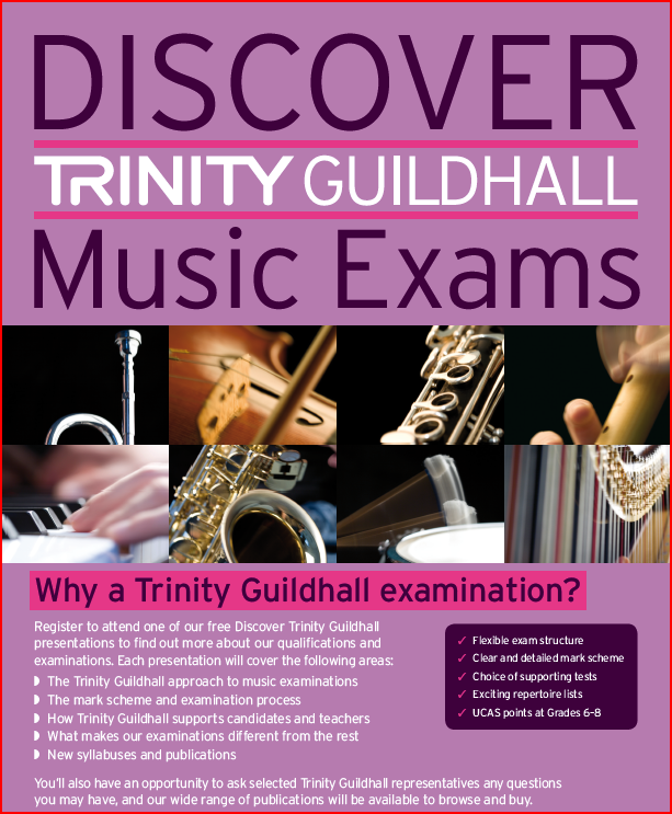 Discover Trinity Guildhall