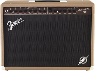 Fender adds 'lighter' models to acoustic amp range