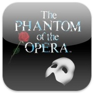 Phantom Of The Opera iPad app