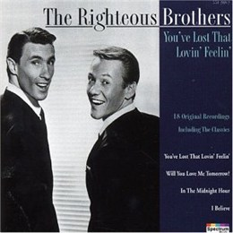 34) You've Lost That Lovin' Feelin' – The Righteous Brothers