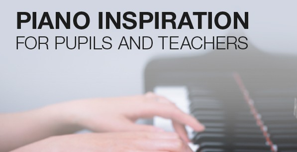 Piano inspiration for pupils and teachers at Musicroom York