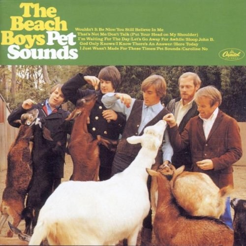 65) God Only Knows – The Beach Boys