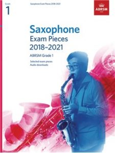 ABRSM Woodwind Syllabus: Saxaphone Exam Pieces