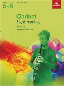 ABRSM Woodwind Syllabus: Clarinet Sight Reading