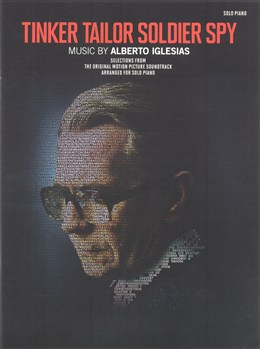 Tinker Tailor Soldier Spy composer, Alberto Iglesias, nominated for Oscar