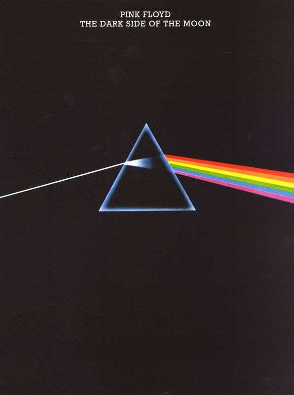 Pink Floyd's 'Dark Side of the Moon' - available now for piano, vocal and guitar at Musicroom.com.