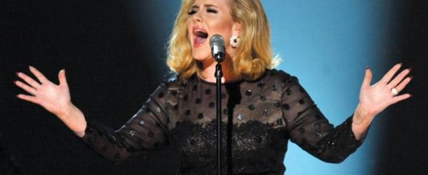 Adele wins best song Oscar for Skyfall
