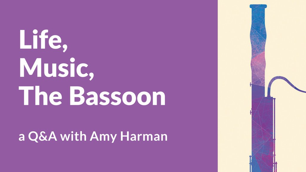 Life, Music & The Bassoon