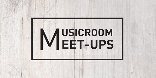 Musicroom MEET-UPS logo