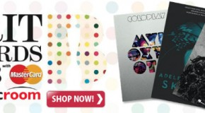 Play the music of the BRITs 2013 winners at Musicroom!