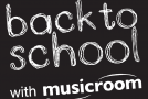 Musicroom's Back To School store is now open