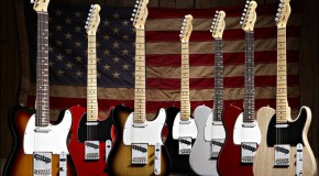 Musikmesse 2012: Fender discontinue their 2011 American Standard series. New release imminent?