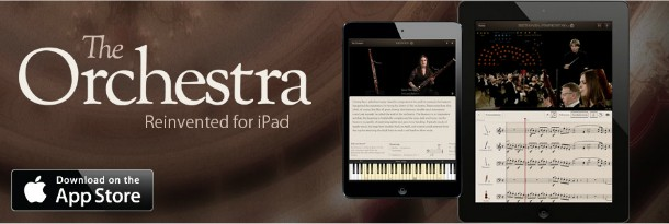 The Orchestra: reimagined for the iPad