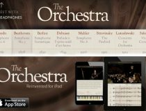 The Orchestra app, available now on the iStore!