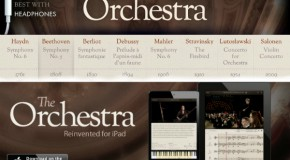 The Orchestra app: as seen on TV!