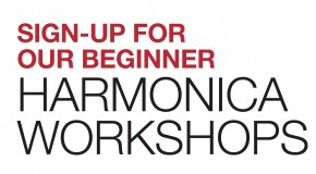 Musicroom Dundee: Blues Harmonica Workshop