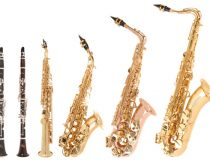 Brass woodwind header