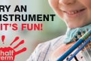 Half-term events: Try an instrument at Musicroom Brighton on June 1