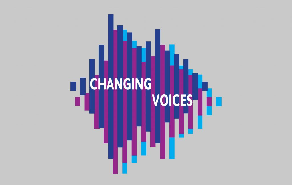 What is 'Changing Voices'?