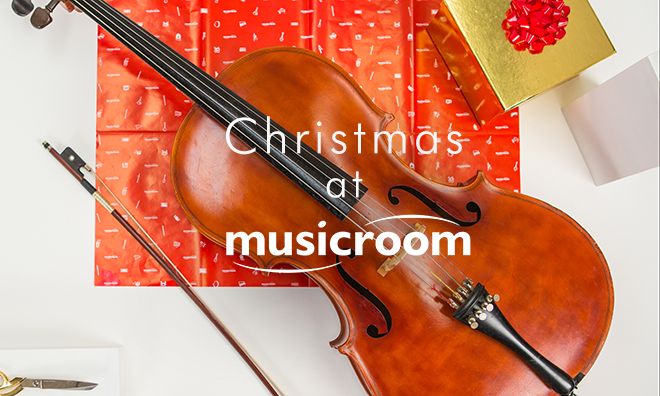 More Than Just Jingle Bells: Christmas Has Landed At Musicroom