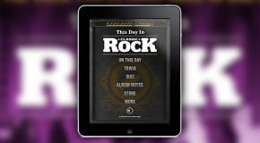 Out now! The new This Day In Classic Rock app