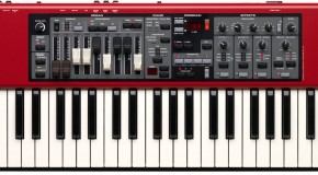 Musikmesse 2012: Nord unveil the Electro 4D